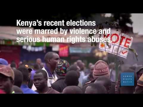 Kenya: Sexual Violence Marred Elections