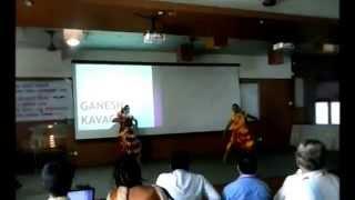 GANESH KAVACH duet by | Esha | Shweta |