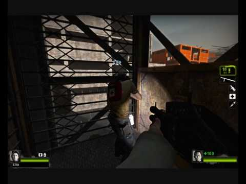 Help Please - Left 4 Dead 2 Scavenger Finale