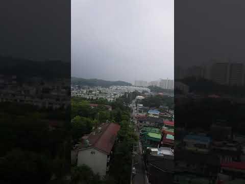 춘천 날씨 풍경