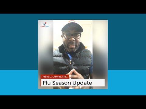 Flu Season Update
