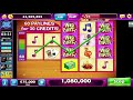 Dean Martin's Wild Party Slot Gameplay For iOS (With Big Win!!!)