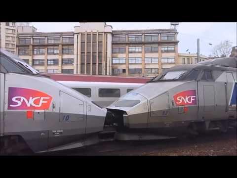 TGV Paris Gare du Nord