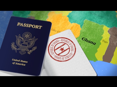 Americans describe 'returning home' to Ghana