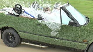 BMW Hot Tub