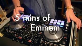 5 MINS OF... Eminem