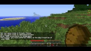 Minecraft Snapshot 12w16a - SinglePlayerCommands und ein Starterkit [Deutsch I HD]