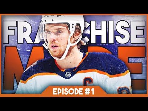 NHL 19 - Edmonton Oilers Franchise Mode #1
