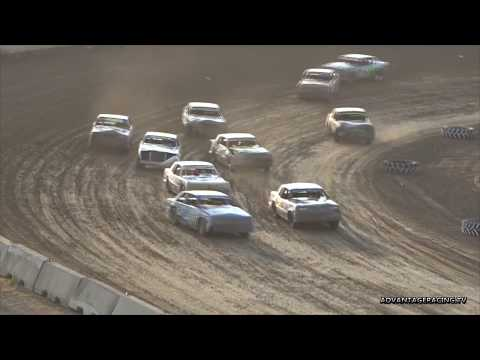 Clay County Speedway Highlights - 8/12/18