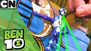 Ben 10 | Stinkfly Makes a Mess | Cartoon Network