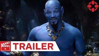 Aladdin (2019) - trailer #2