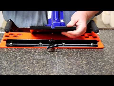 Hydraulic Bottle Jack Extensions & Pads -- Safer with SAFE JACK