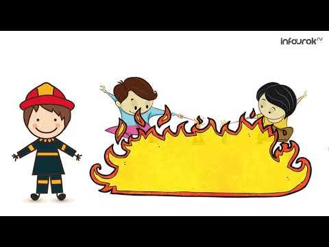 Инфоурок Пожарная безопасность