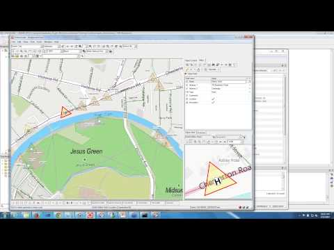 Using FME and the SpatialBiz Plug in with Smallworld Data