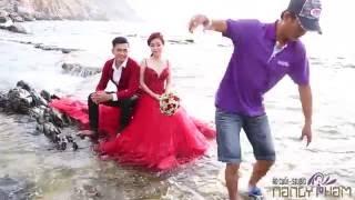 Tour chụp ảnh cưới Ngọc Sương resort - Vịnh Vĩnh Hy