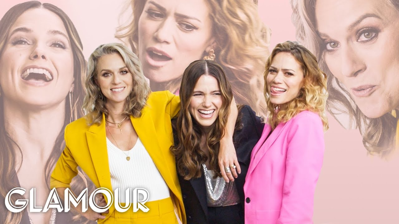 """Download """"One Tree Hill"""" Cast Takes a Friendship Test   Glamour"""