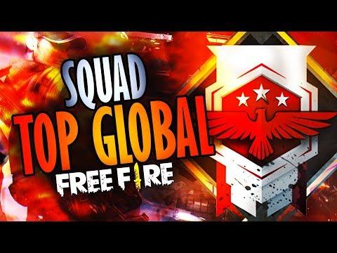 [🔴 LIVE] FREE FIRE ~ SQUAD TOP GLOBAL #SQUADMESTRE
