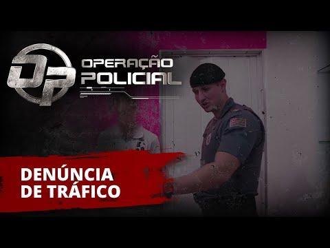 Operação Policial - Doc-Reality - ROTA - Denúncia de Tráfico