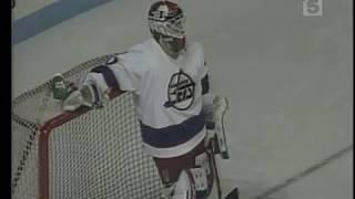 1991 Winnipeg Jets (Canada) - CSKA (Moscow, USSR) 4-6 Friendly hockey match (Super Series)
