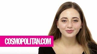 Heart Contouring: A Natural Makeup Look | Cosmopolitan