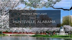 Huntsville, Alabama Real Estate Investing Market Spotlight