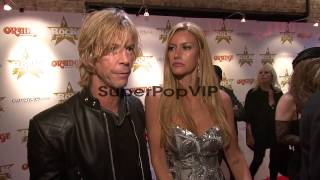 INTERVIEW: Duff Mckagan and Susan Holmes on presenting an...