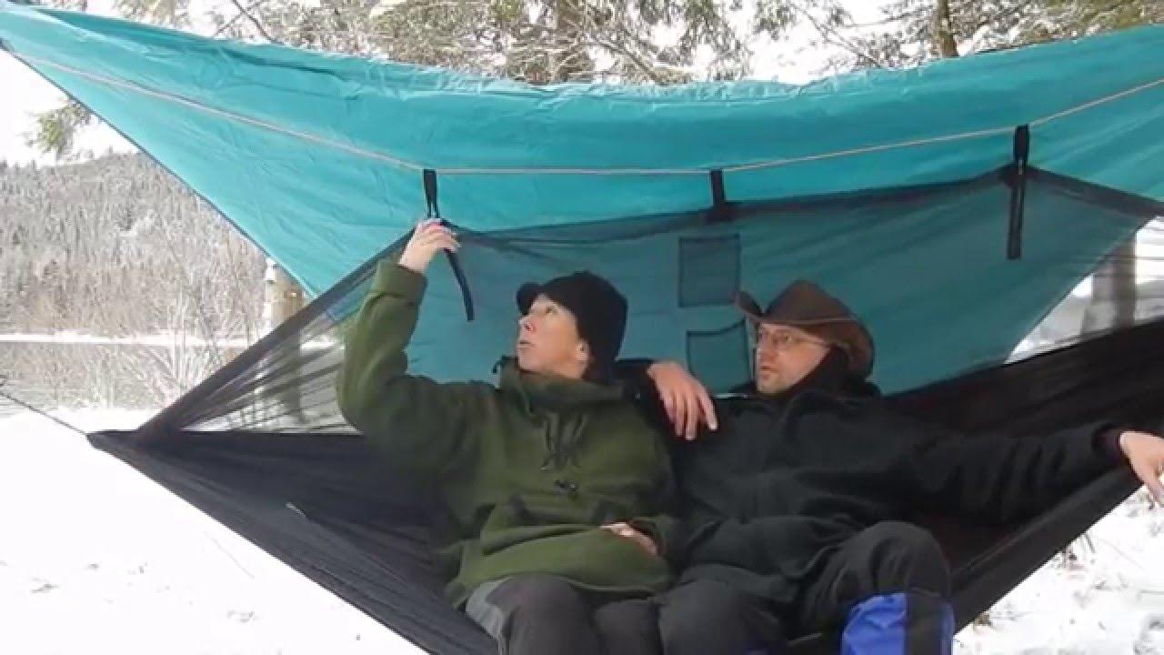 Amazonas Jungle Tent Pro & Amazonas Jungle Tent Pro - YouTube