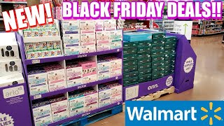WALMART NEW BLACK FRÏDAY DEALS CLOTHING, MOVIES & TECH STORE WALKTHROUGH * SHOP WITH ME 2020