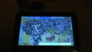 1# Cities XL Platinum test on tablet PC - max details !!!