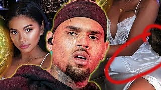 Chris brown fans think his new girl ammika harris is pregnant or a publicity stunt which confusing. ynw melly reveals he's leaving prison in phone c...