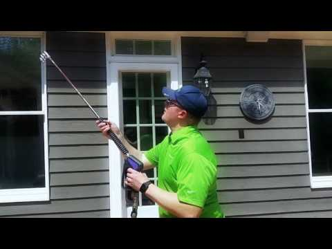 House and Siding Washing (Gutter Whitening)