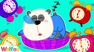 Morning Routine of Wolfoo Friend - Funny Stories for Kids   Wolfoo Family Kids Cartoon