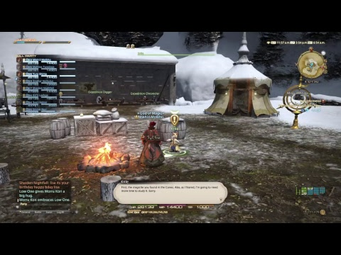 FFXIV Pagos level 23 quest