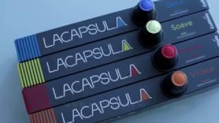 LaCapsula - кофе в капсулах, обзор итальянского кофе LaCapsula