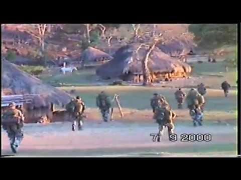 2 Infantry Battalion in UNTAET, East Timor, 2000