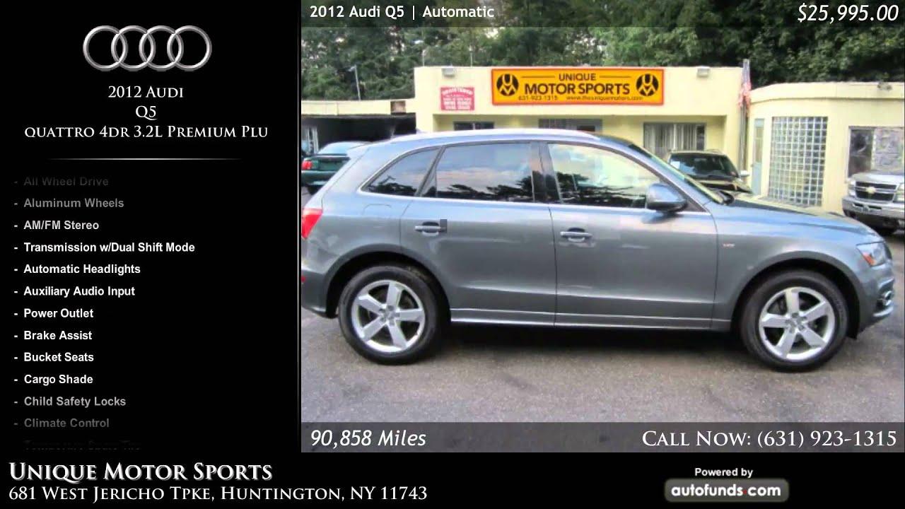 Used 2012 Audi Q5