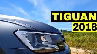 New Volkswagen Tiguan SUV 2018 - Plenty Of Room For All!
