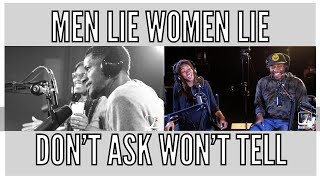 "Love Sessions: ""Men Lie, Women Lie, Don't ask won't  tell""  Season 1 EP 1.1"