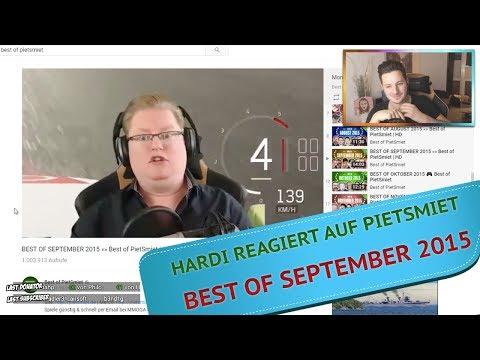 DER HARDI reagiert auf PIETSMIET | Best of September 2015
