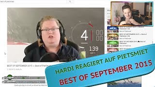 DER HARDI reagiert auf PIETSMIET | Best of September 2015