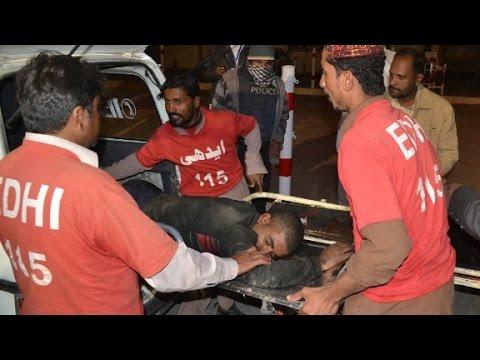 Quetta police academy attack: 3 attackers dead