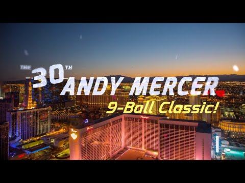 The 30th Annual, Andy Mercer 9-Ball Classic / Feb 22nd, 2020 - Day 2