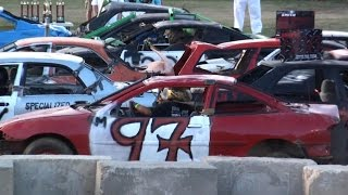 Paris Fair Demolition Derby | Mini Smash