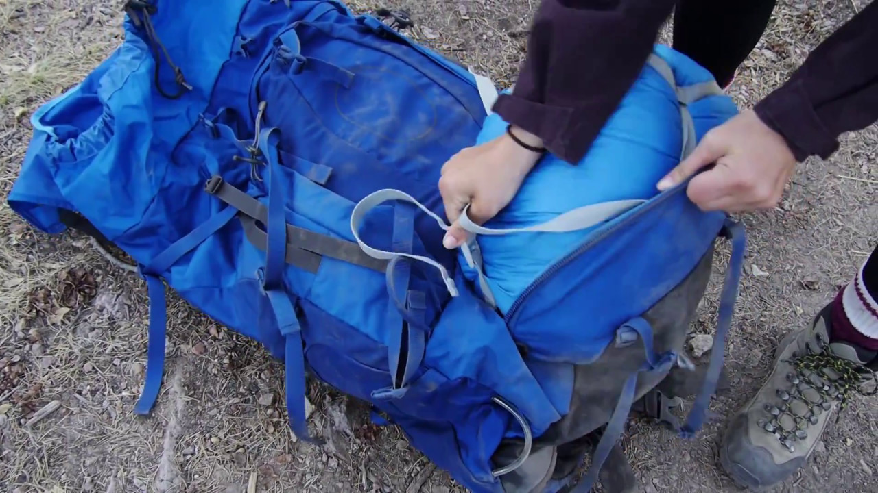 Osprey Packs Aether AG 85 Mens Backpacking Backpack