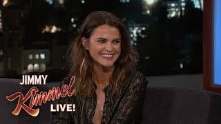keri russell wants to be alone