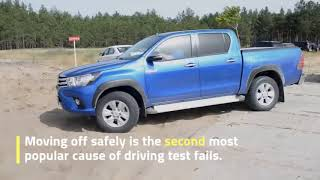 Top 5 Reasons People Fail a Driving Test Part 2