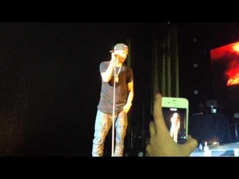 J. Cole - Let Nas Down & Lost Ones (Live) Heineken Music Hall 2013