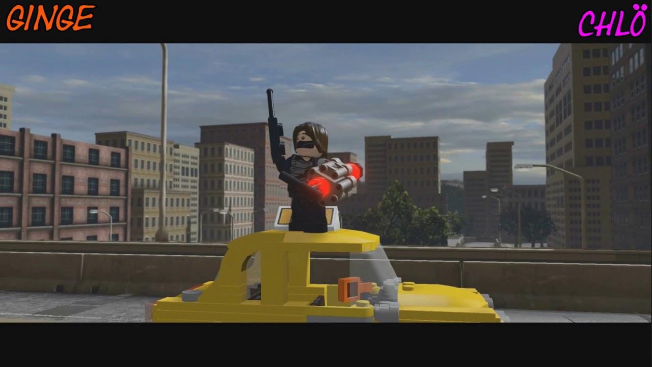 LEGO: Marvel Avengers   Lack of Insight (Part 13) - YouTube