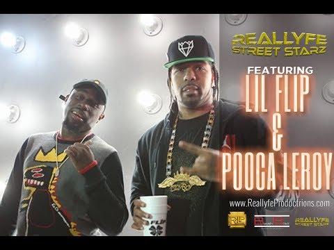 #ReallyfeStreetStarz - Lil Flip on new album with Pooca Leroy, Gas Monkey, top 5 battle rappers+more