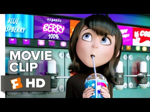 Hotel Transylvania 2 Movie CLIP - Convenience Store (2015) - Selena Gomez Animated Movie HD
